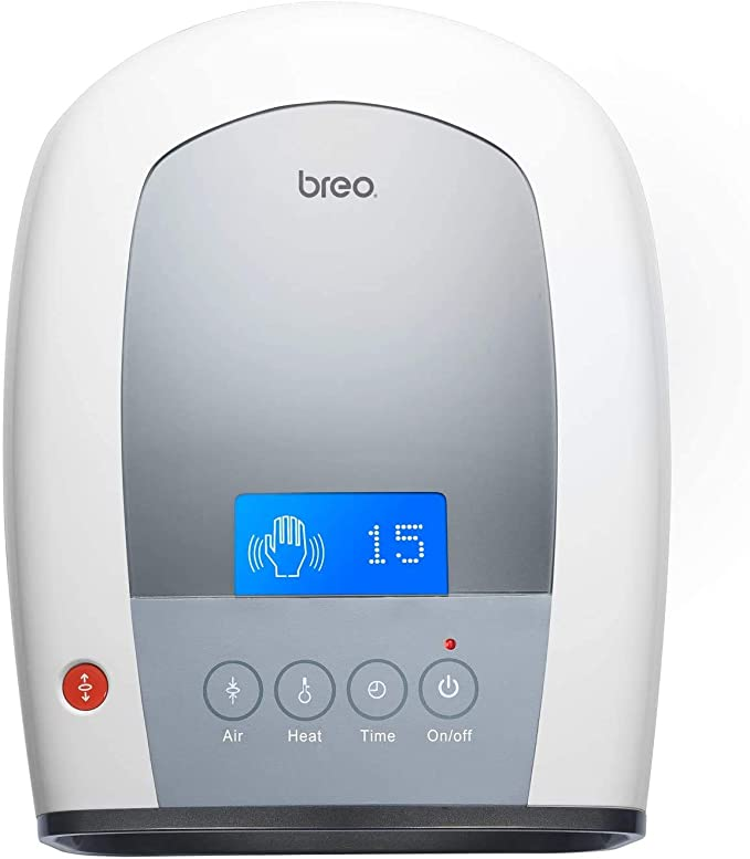 Breo iPalm520 Electric Acupressure Hand Massager