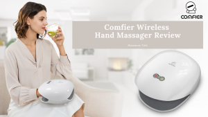 Comfier Wireless Hand Massager