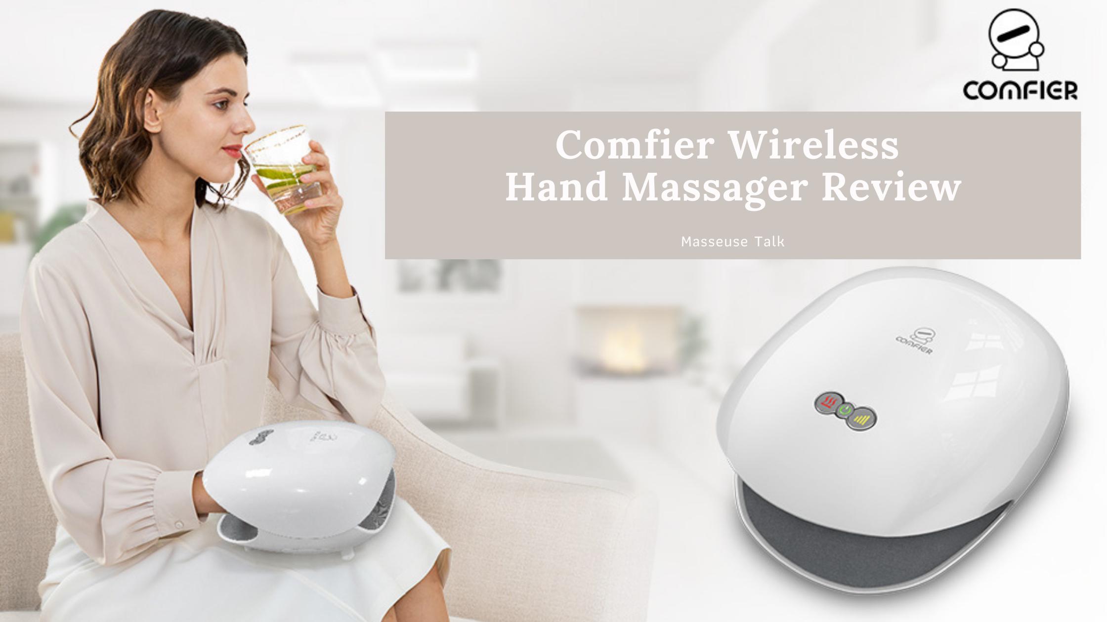 Comfier Wireless Hand Massager