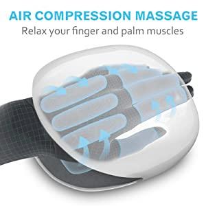 Comfier air compression