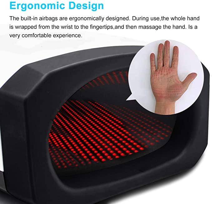 Evita ergonomic design