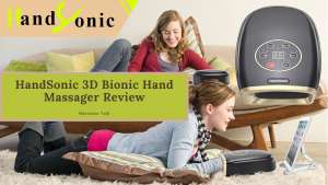 HandSonic Hand Massager