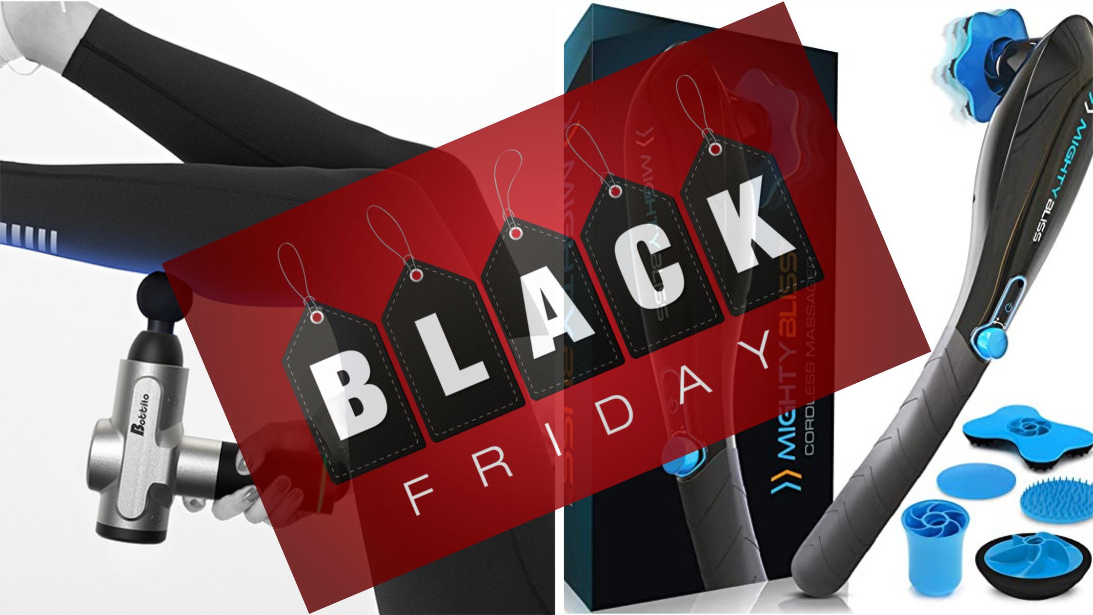 Handheld Massager Black Friday