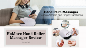 HoMove Hand Roller Massager