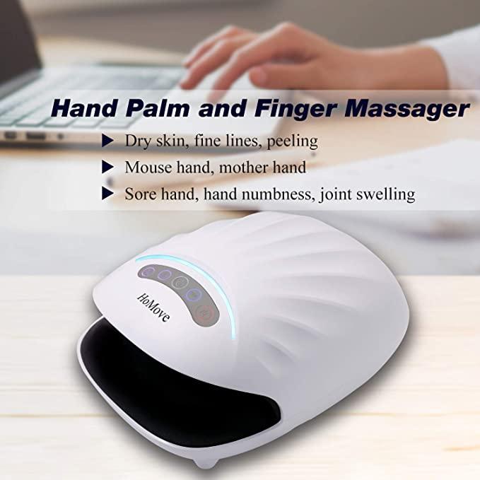 HoMove hand palm finger massager