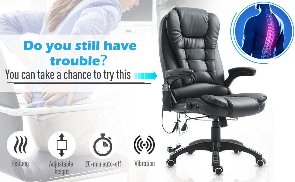 Homcom chair