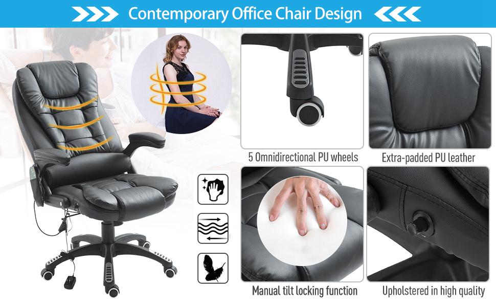 Homcom contemporary design