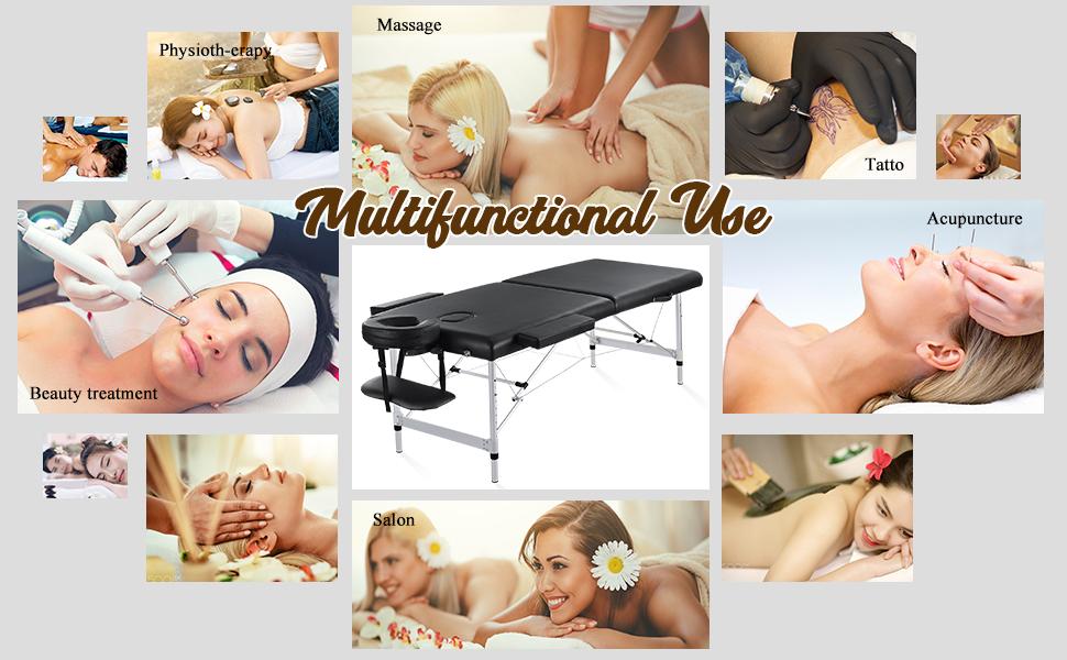 MaxKare multifunctional use