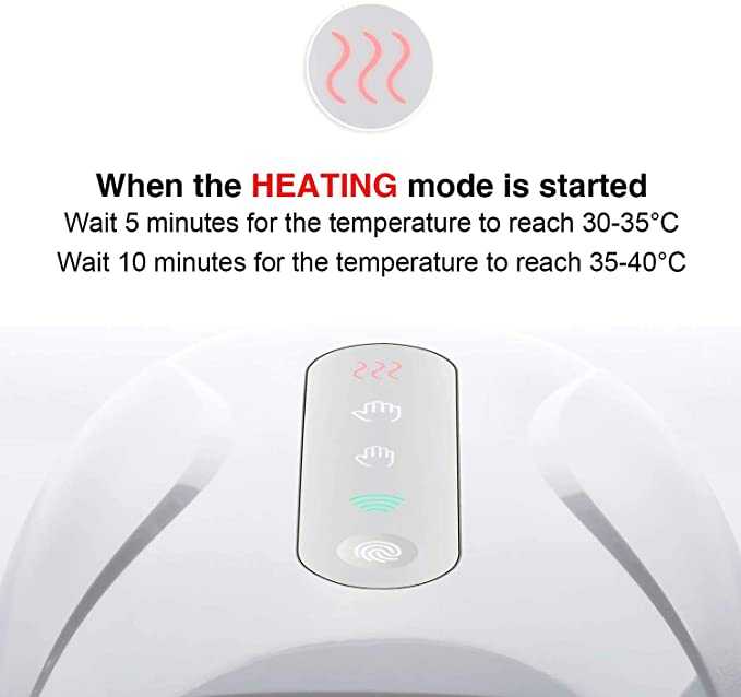 PGG heating mode