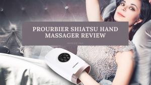Prourbier Shiatsu Hand Massager