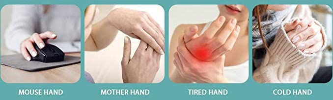 hand massage therapeutic
