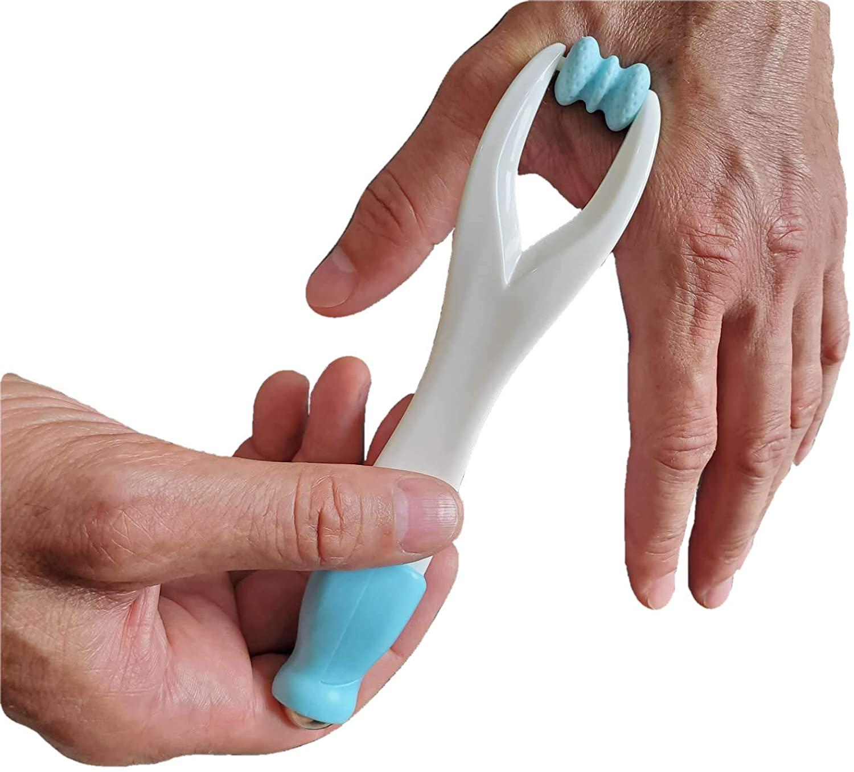 manual hand massage