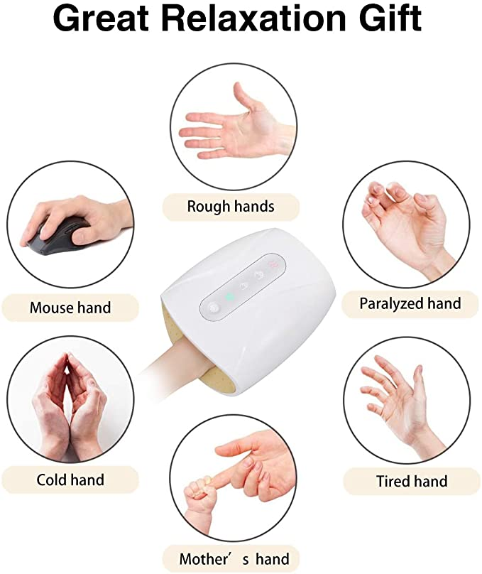 symptoms suitable for hand massagers