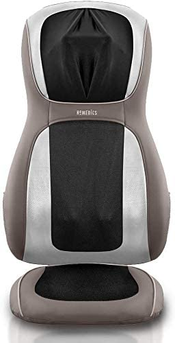 Homedics Perfect Touch Masseuse Heated Massage Cushion